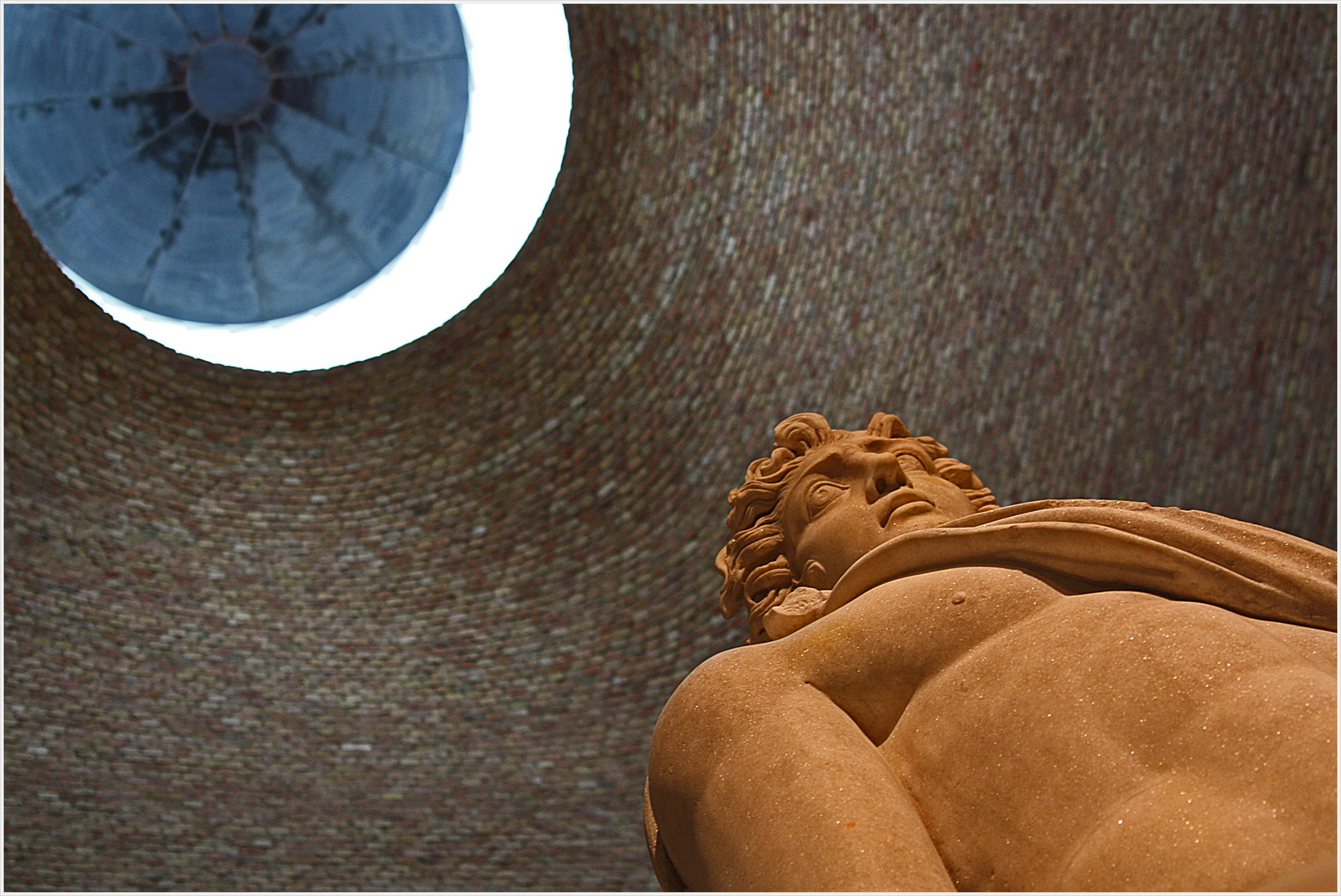 Berlin Neues Museum Kolossalstatue Helios