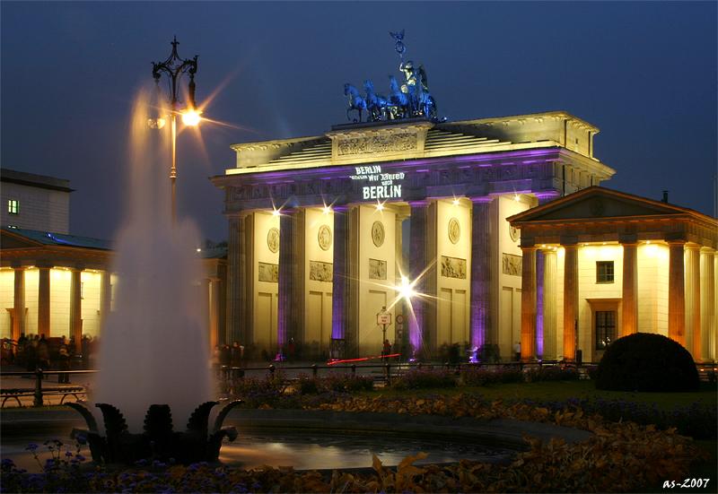 Berlin @ Night