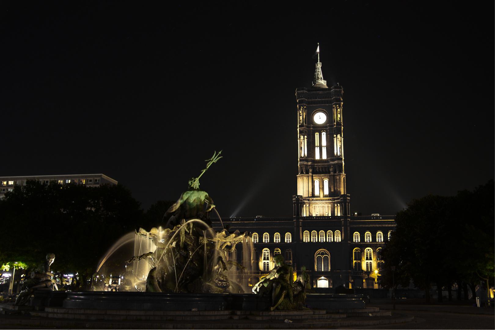 Berlin @Night