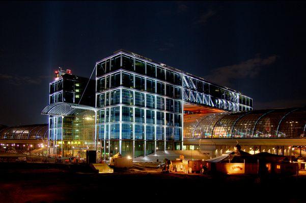 Berlin-Nightlife: Hauptbahnhof