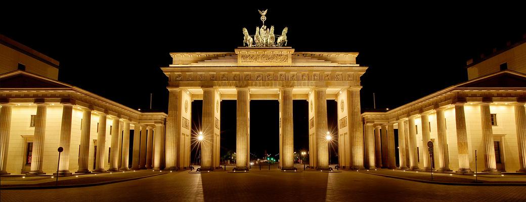 Berlin - noch ganz ruhig