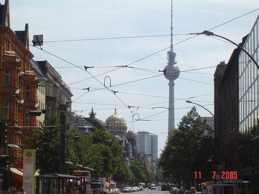 Berlin-Oranienburger Str.