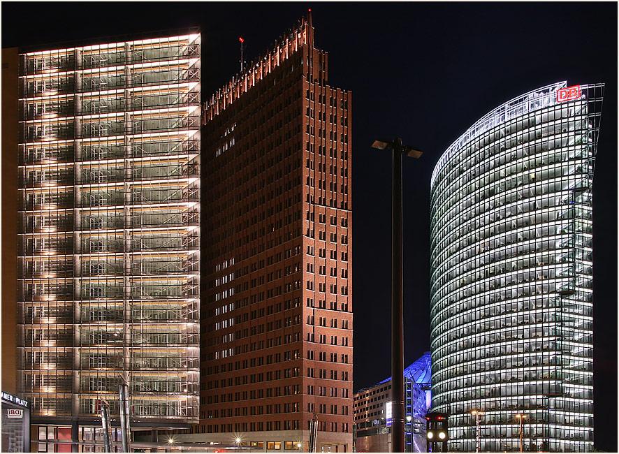 Berlin, Potsdamer ... IV