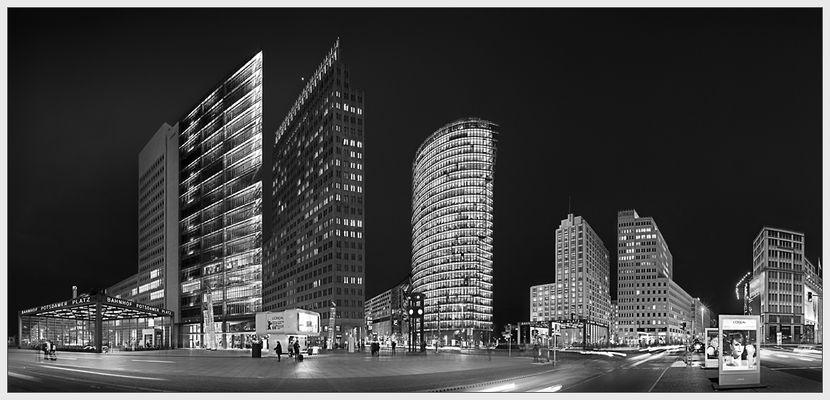 ... Berlin, Potsdamer Platz #1 ...