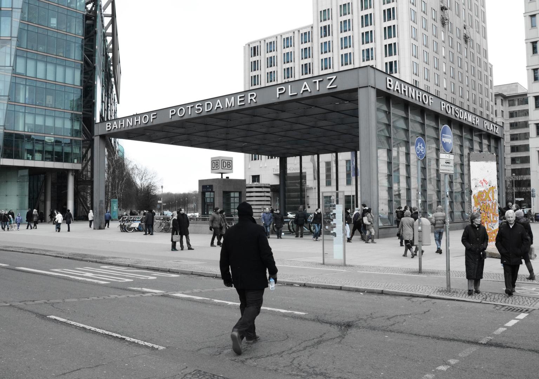 Berlin Potsdamer Platz II