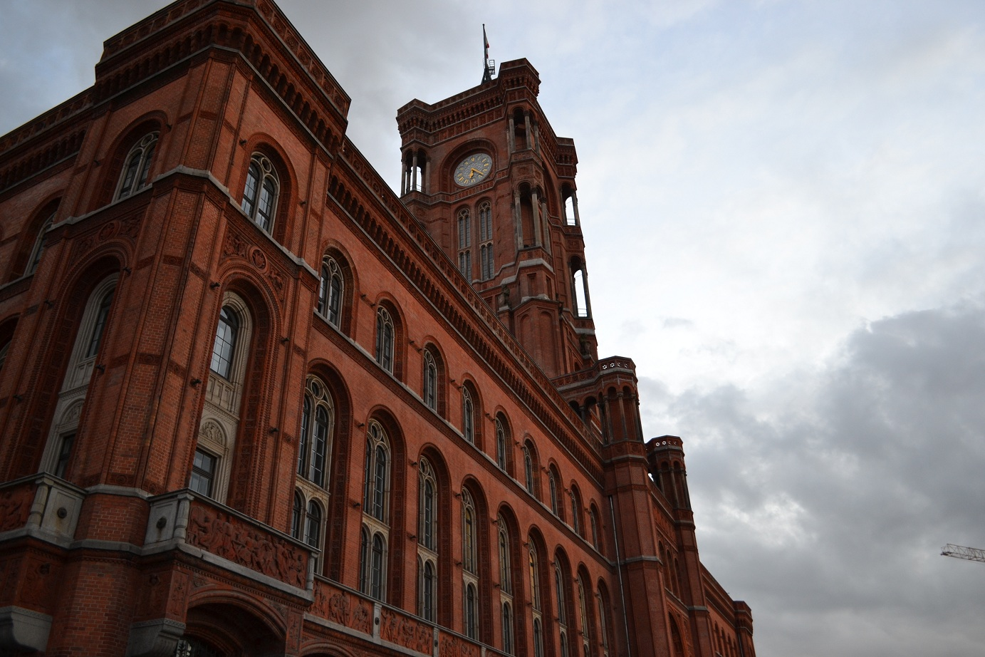 Berlin, Red Townhall