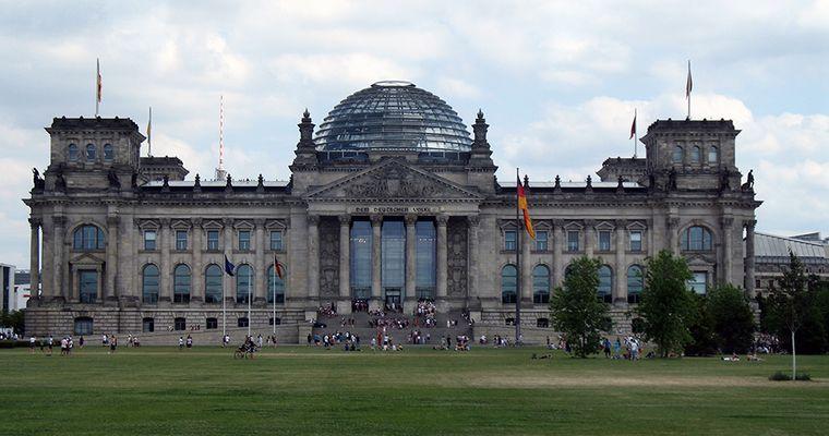 Berlin - Reichstag, 01
