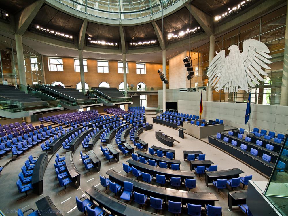 Berlin Reichstag Aleman