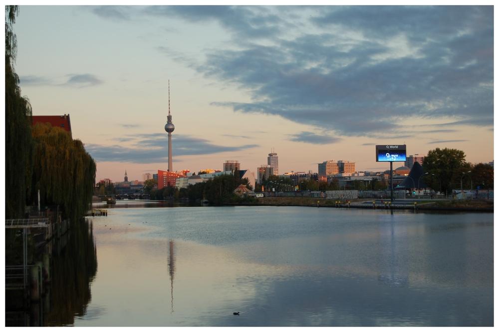 Berlin Samstagmorgen I