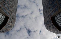 Berlin Spreebogen - andere Perspektive