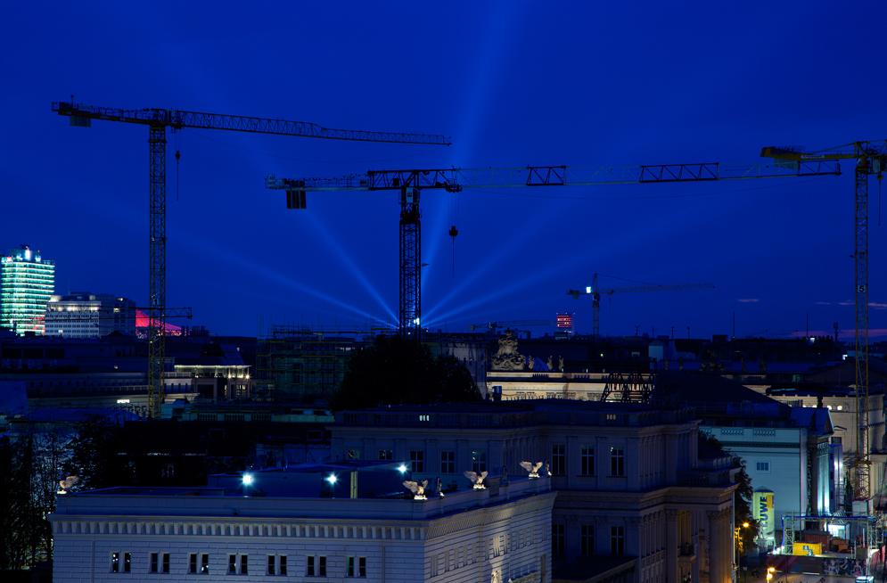 Berlin strahlt...