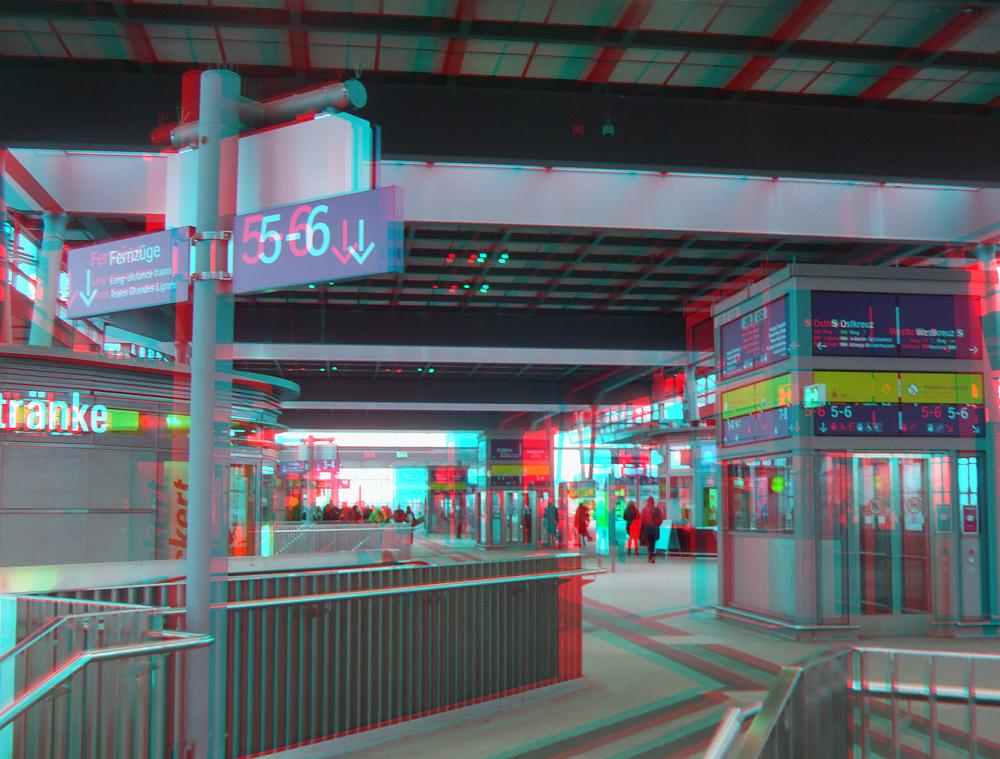 Berlin-Südkreuz , Ringbahnhalle