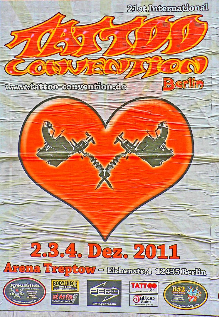 Berlin Tattoo Convention