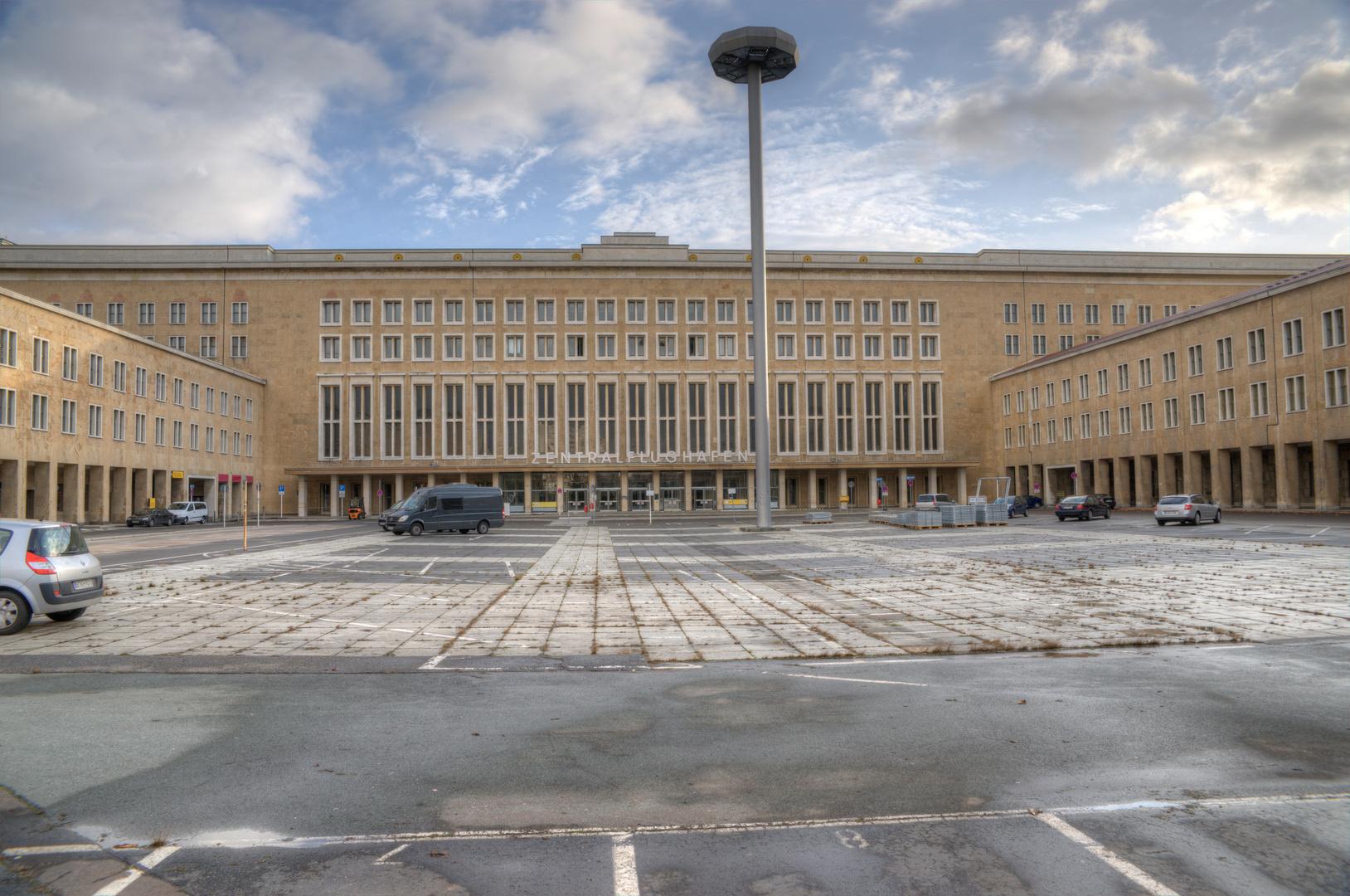 Berlin Tempelhof Flughafen 1