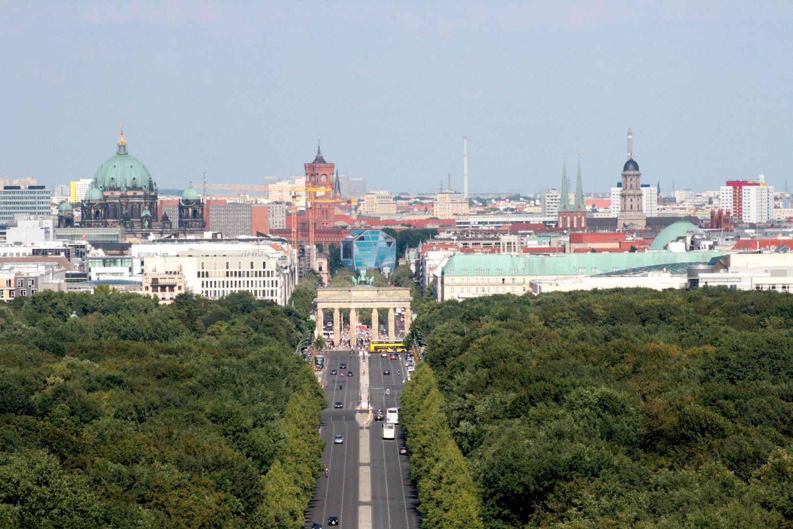 Berlin Tiergarten 4