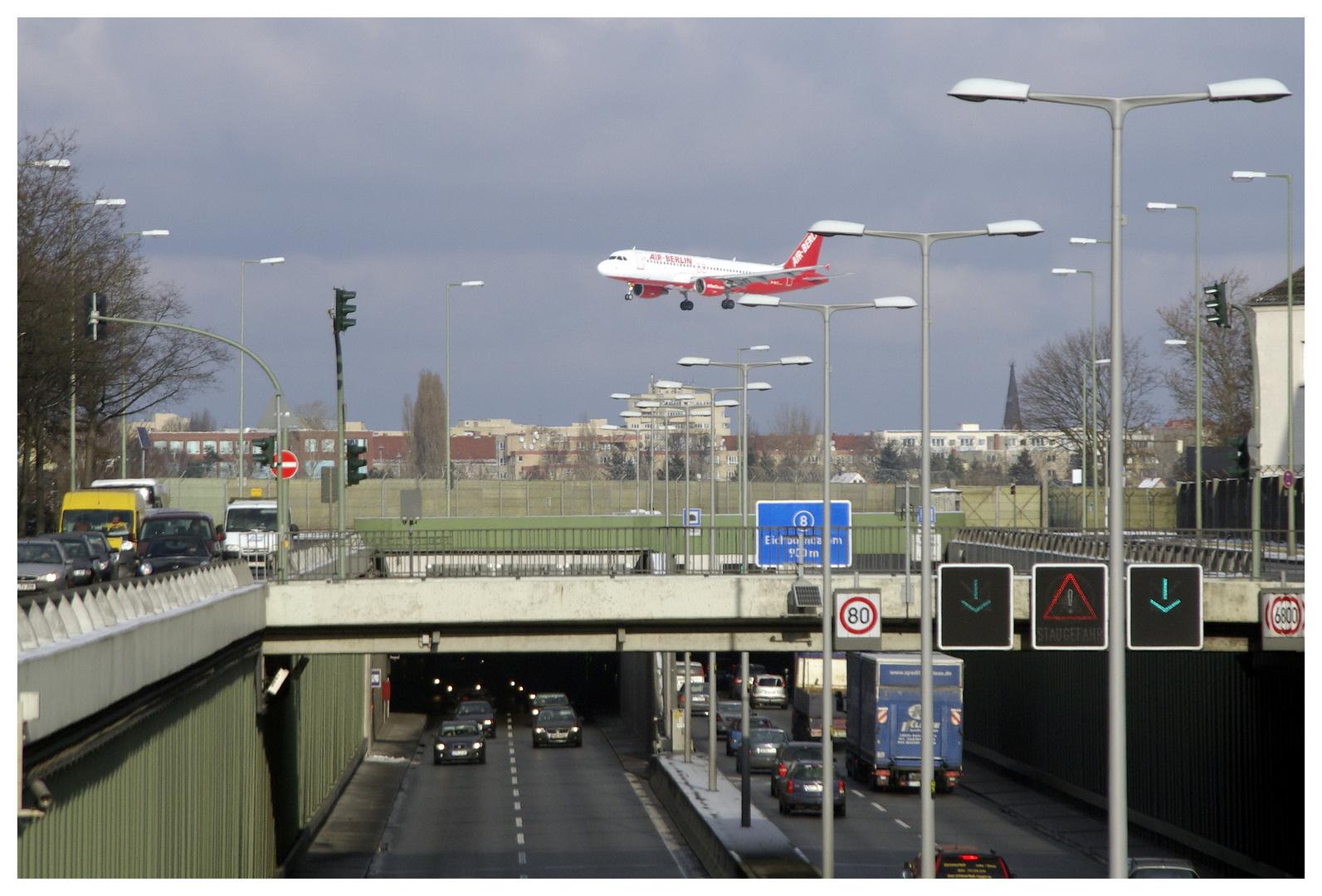 Berlin - Traffic