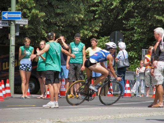 Berlin Triathlon 2008 - 3