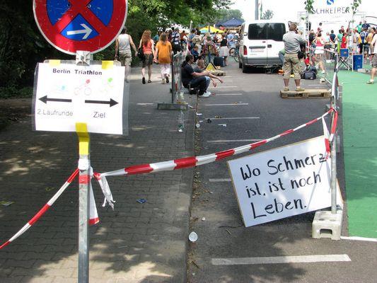 Berlin Triathlon 2008 - 4