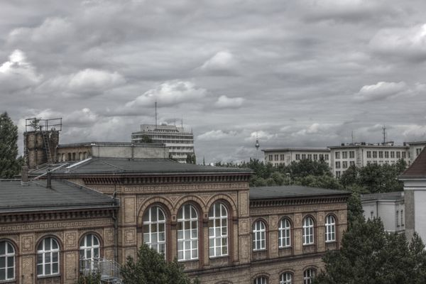 .berlin tv tower