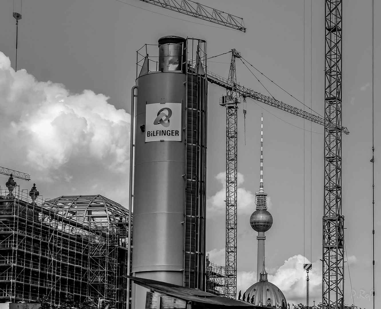 Berlin under construction !