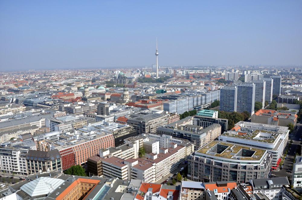 berlin von oben foto bild deutschland europe berlin bilder auf fotocommunity. Black Bedroom Furniture Sets. Home Design Ideas