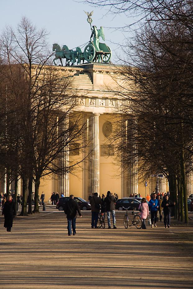 Berlin wie vorher auf ethischem Weg