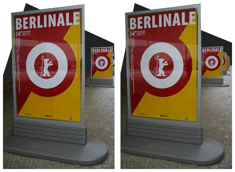 Berlinale - klappt doch!