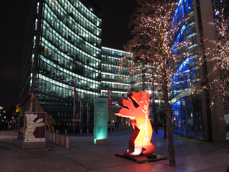 Berlinale @ Sony Center