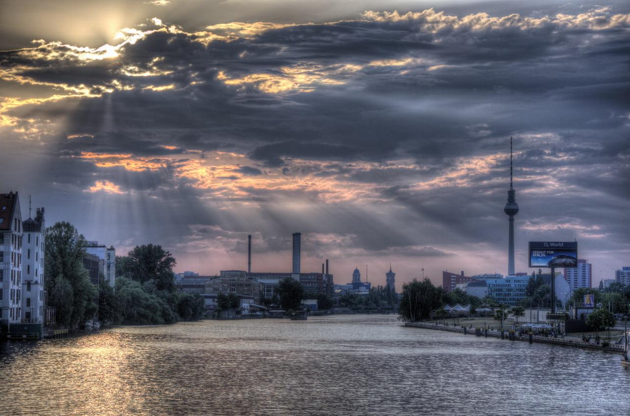 Berliner Abendstimmung I
