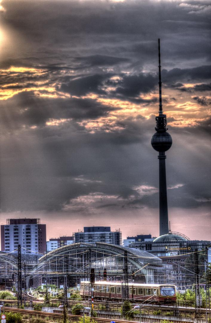 Berliner Abendstimmung II