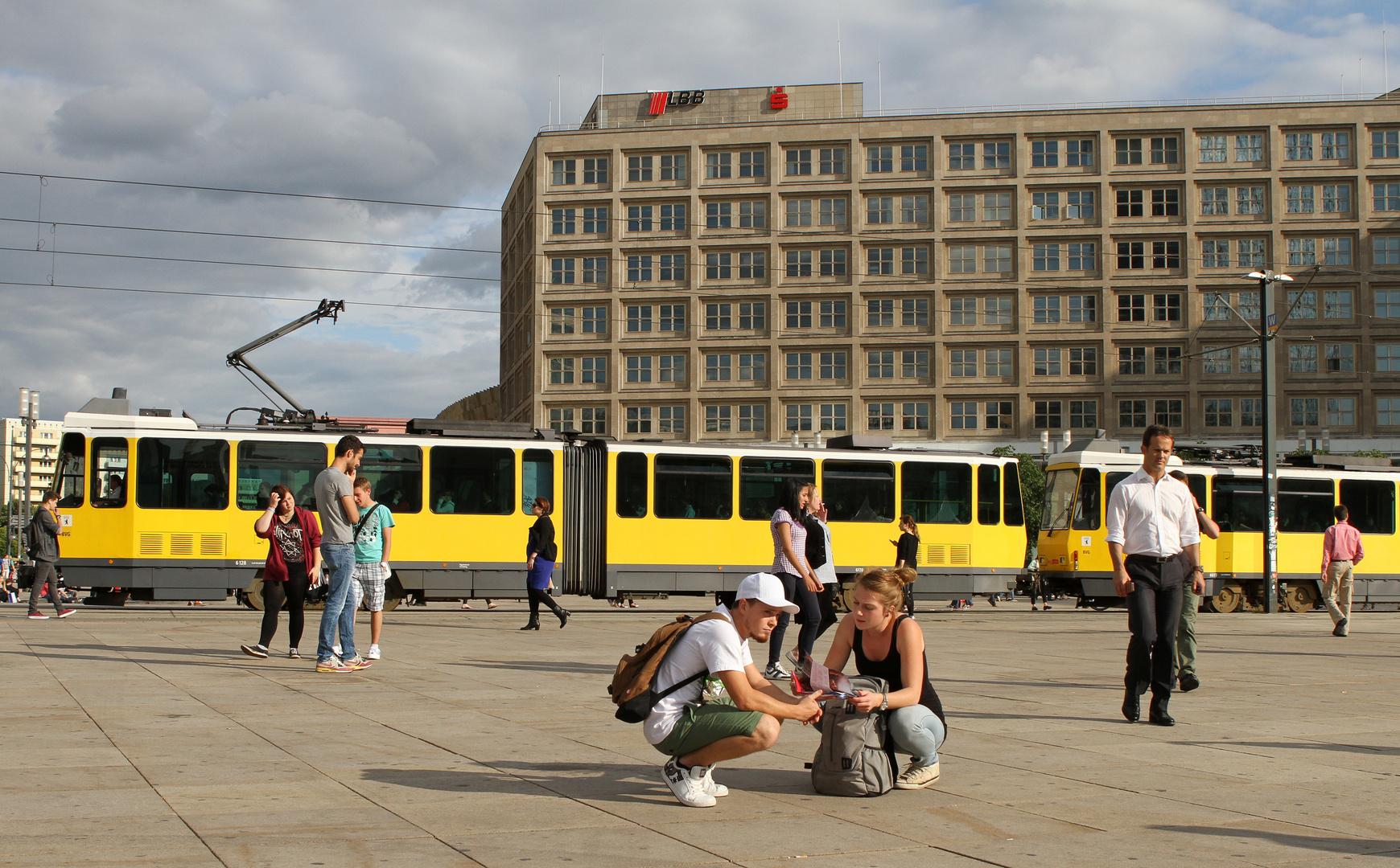 Berliner Alltag