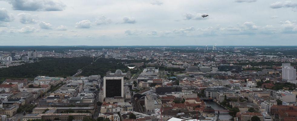 Berliner Ausblick