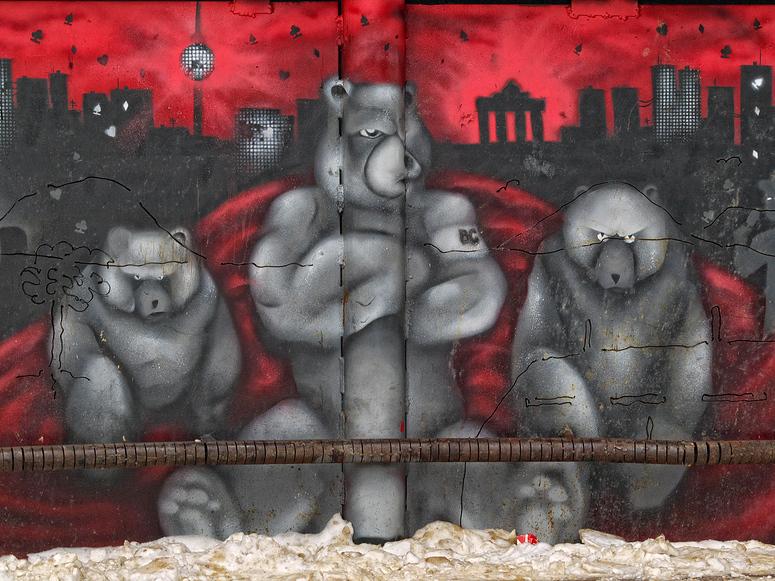 Berliner Bären...?