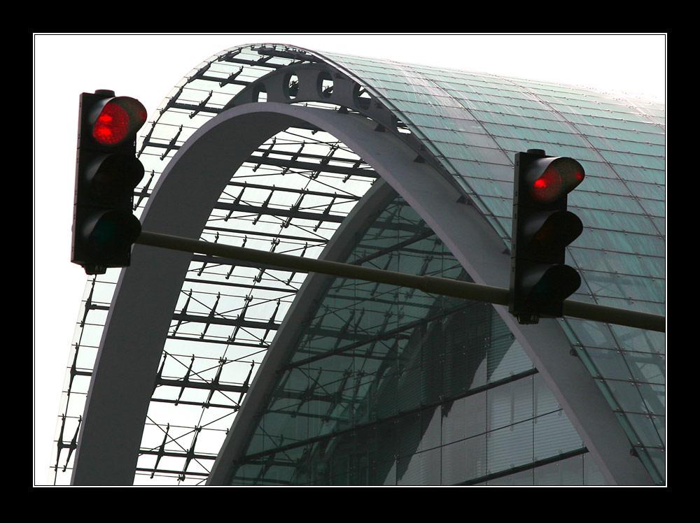 Berliner Bogen bei Rot