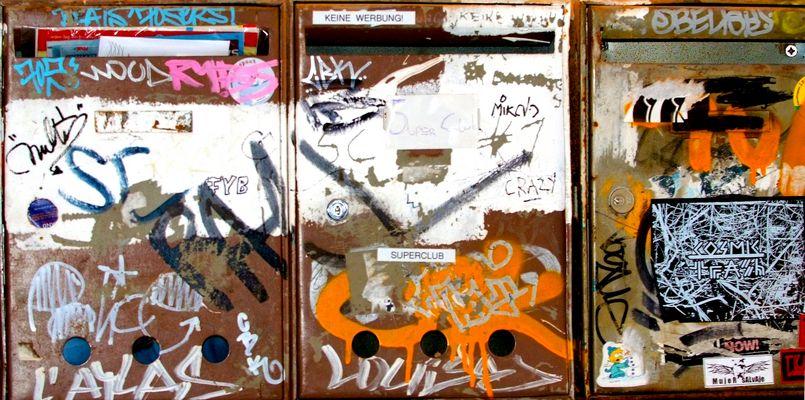 Berliner Briefkästen