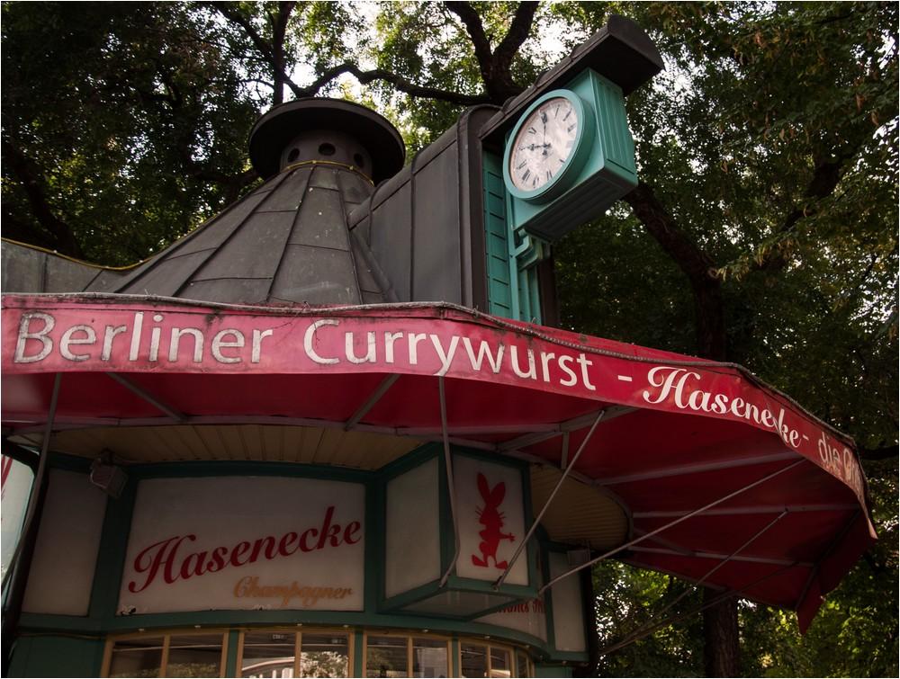 Berliner Currywurst ...