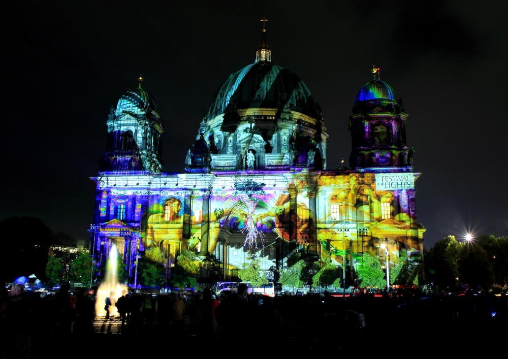 Berliner Dom 2014