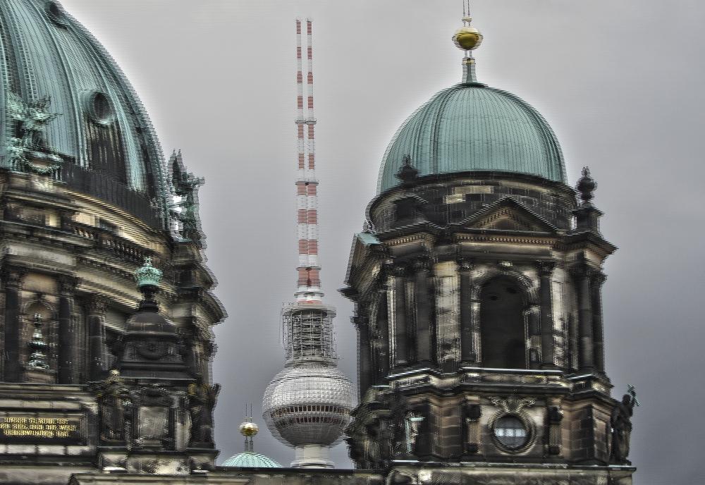 Berliner Dom (3D)