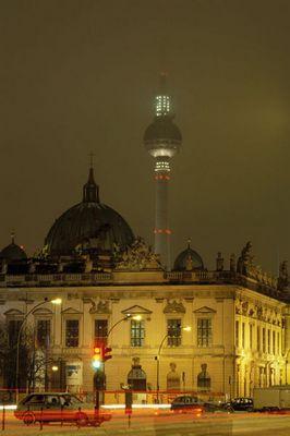 Berliner Dom, Berlin Heiliabend 2001