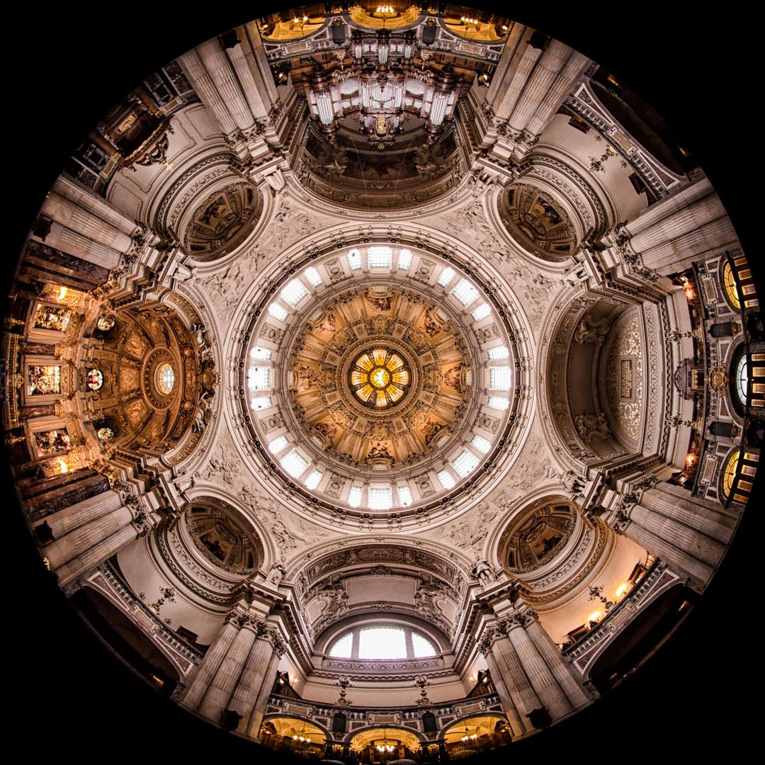 Berliner Dom - die Kuppel