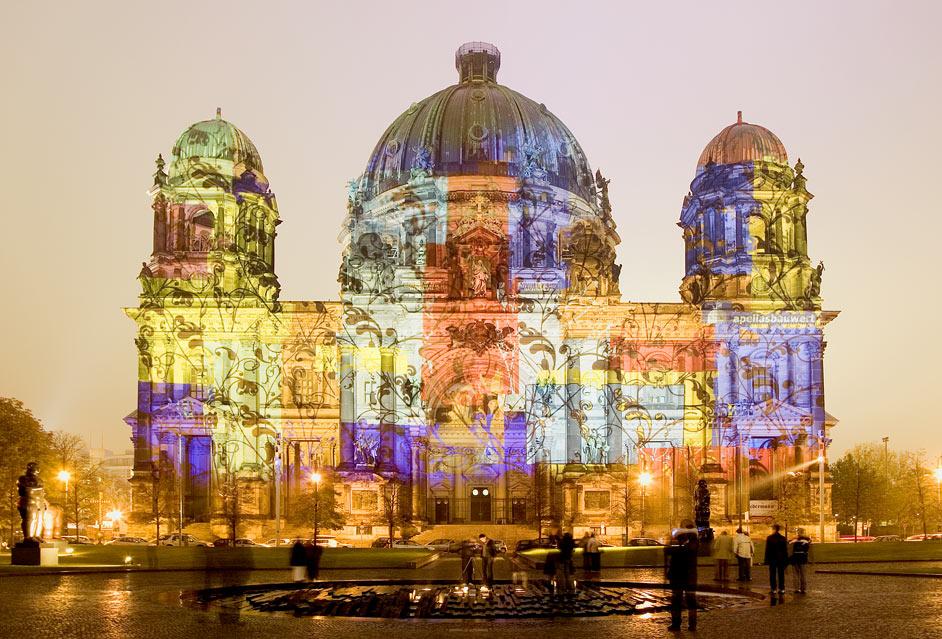Berliner Dom II - Festival Of Lights