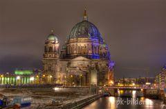 Berliner Dom im März
