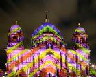 Berliner Dom in Farbe
