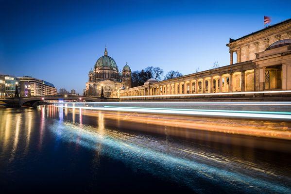 Berliner Dom und Alte Nationalgalerie