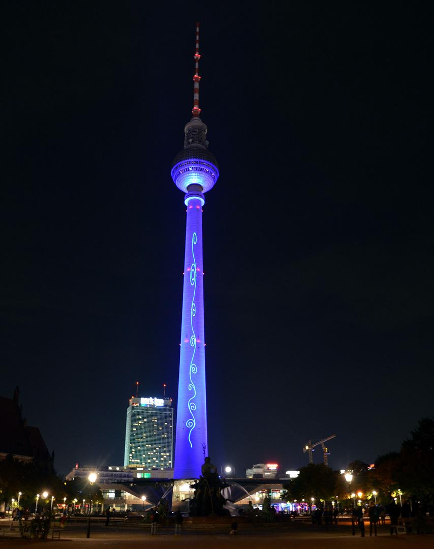 Berliner Fernsehturm 2