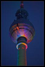 Berliner Fernsehturm /V.
