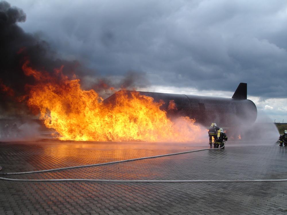 Berliner Feuerwehr: Wenn große Kinder spielen dürfen