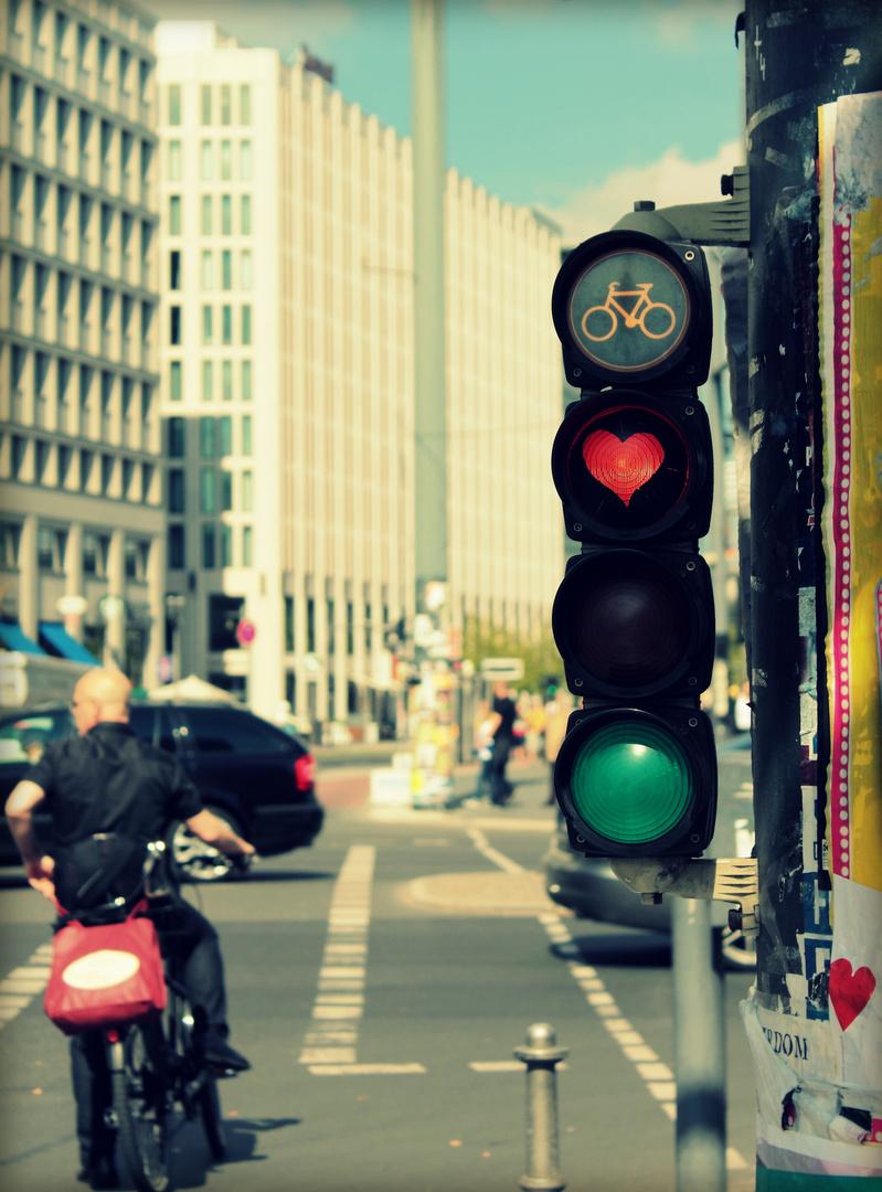 Berliner haben ein Herz!