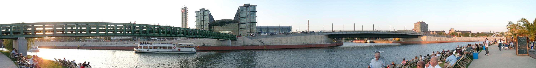 Berliner Hauptbahnhof 2