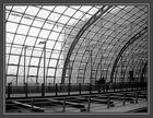 Berliner Hauptbahnhof in der Bauphase